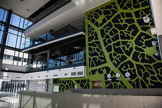 Tallinn University of Technology - The new library building of Tallinn University of Technology