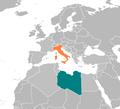 Libya Italy Locator.png