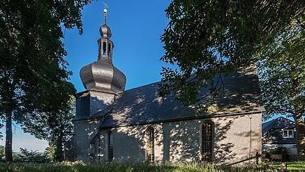 Dorfkirche Lichtentanne - Wikipedia