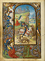 Lieven van Lathem (Flemish - Saint George and the Dragon - Google Art Project.jpg