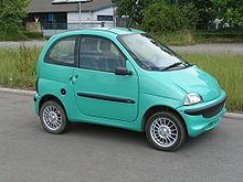 voiture sans permis poids