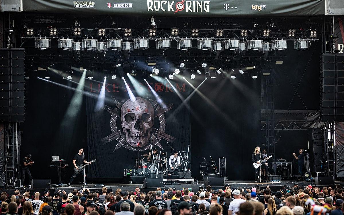Rock Am Ring Wo