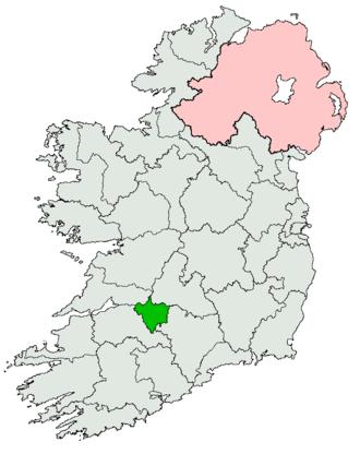 Limerick East (Dáil Éireann constituency) - Image: Limerick East Dáil constituency 1969 1981