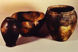 Zürich–Enge Alpenquai - La Tène ceramics from the ''Lindenhof'' oppidum
