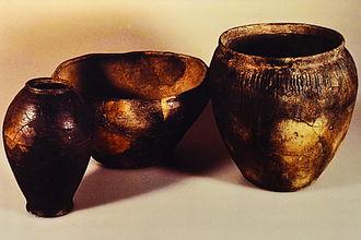 Zürich–Enge Alpenquai - La Tène ceramics from the Lindenhof oppidum
