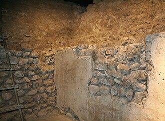 Lindenhof hill - Celtic, Roman and medieval remains at Lindenhofkeller