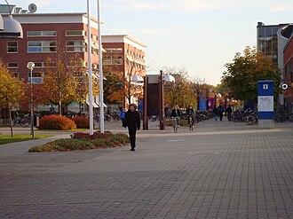 Linköping University - Campus Valla.