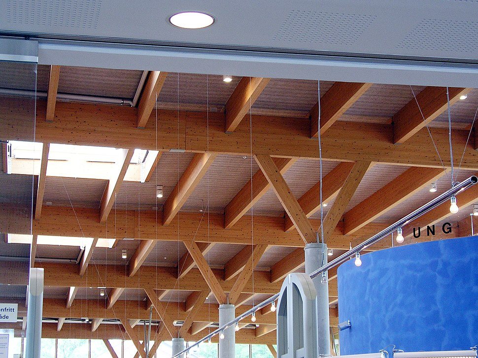 Linkopings stadsbibliotek roof2