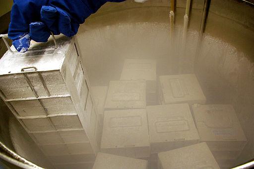 Liquid nitrogen tank for cryostorage-07