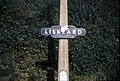 Liskeard station sign summer 1975 - geograph.org.uk - 734613.jpg