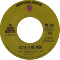 Listen to the Music by The Doobie Brothers US vinyl.png