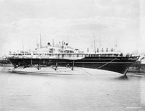 Russian yacht Livadia (1880)