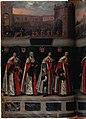 Livre VI des annales (1618-1633). Les capitouls de l'année 1631-1632 (partie gauche) et entrée du roi Louis XIII.jpg