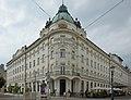 Ljubljana Grand Hotel Union on Miklosiceva street.jpg