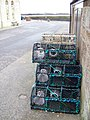Lobster pots, Johnshaven - geograph.org.uk - 1544519.jpg