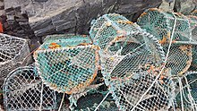 Lobster pots in Plockton