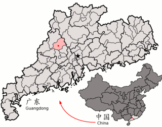 Guangning County County in Guangdong, Peoples Republic of China
