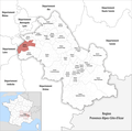 Locator map of Kanton Vienne-2 2019.png