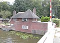 Loenen aan de Vecht - Cronenburgherbrug brugwachterswoning RM520338.JPG