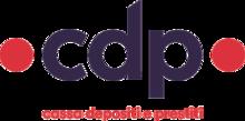 Logo Cassa depositi e prestiti