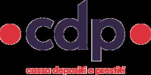 Cassa Depositi e Prestiti - Image: Logo Cassa depositi e prestiti