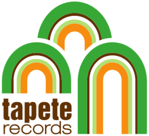 Tapete Records - Logo of Tapete Records