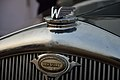 Logo and Radiator Cap - Wolseley 14 - 1947 - 14-60 hp - 6 cyl - Kolkata 2013-01-13 2907.JPG