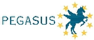 Partnership of a European Group of Aeronautics and Space Universities - Logo of PEGASUS.