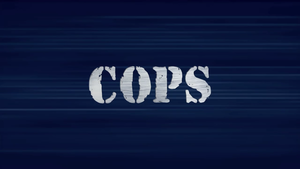 Cops (TV series) - Image: Logo of Cops (TV series)