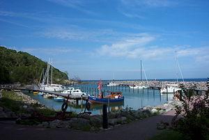 Lohme - Harbour of Lohme