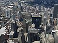 Looking North from Willis Tower Skydeck, Chicago, Illinois (9179386345).jpg