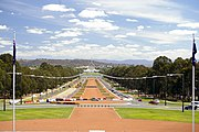 Looking down Anzac Parade from the AWM.jpg