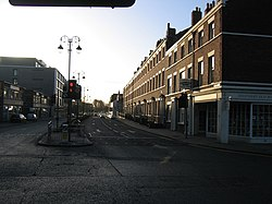Looking south along Nicholas Street - geograph.org.uk - 659797.jpg