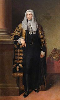 Frederic Thesiger, 1st Baron Chelmsford British politician