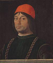 Portrait de Giovanni Bentivoglio II