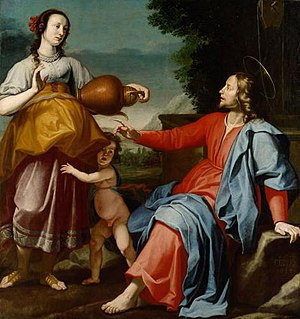 Christ and the Woman of Samaria