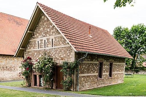 Lorsch, Kloster, Nebengebäude o. HNr. 20170609 002