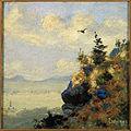 Louis Michel Eilshemius - Summer Landscape with Hawk - Google Art Project.jpg