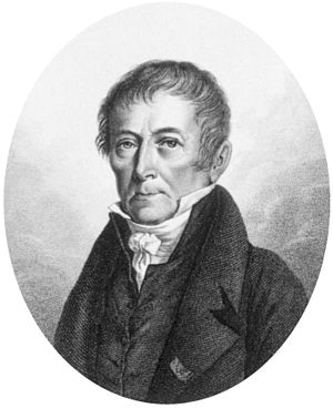 Louis Ramond de Carbonnières - Louis Ramond de Carbonnières