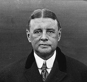 Louis Winslow Austin - Louis Winslow Austin circa 1918