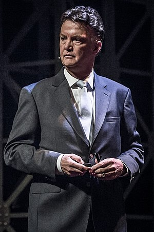 Louis van Gaal - Van Gaal in 2014