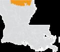 Louisiana Senate District 33 (2010).png