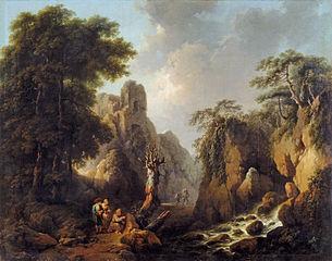 Ruins Landscape