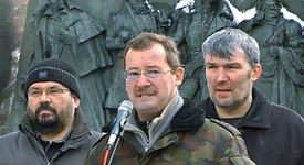 Lt. Col. Stanislav Terekhov speaks in support of jailed Colonel Kvachkov.jpg