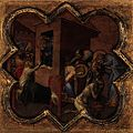 Luca di Tommè - Scenes from the Life of St Thomas - WGA13740.jpg
