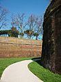 Lucca, muralles.JPG