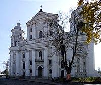 Lutsk Volynska-Saint-Peter-and-Paul church-general view.jpg