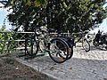 Luxembourg, bike rack P+R Bouillon (03).jpg