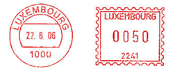 Luxembourg stamp type BE3.jpg