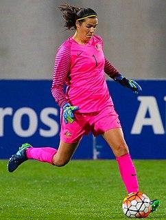 Lydia Williams Australian international football (soccer) goalkeeper